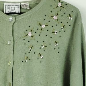Retro Embroidered Sweater